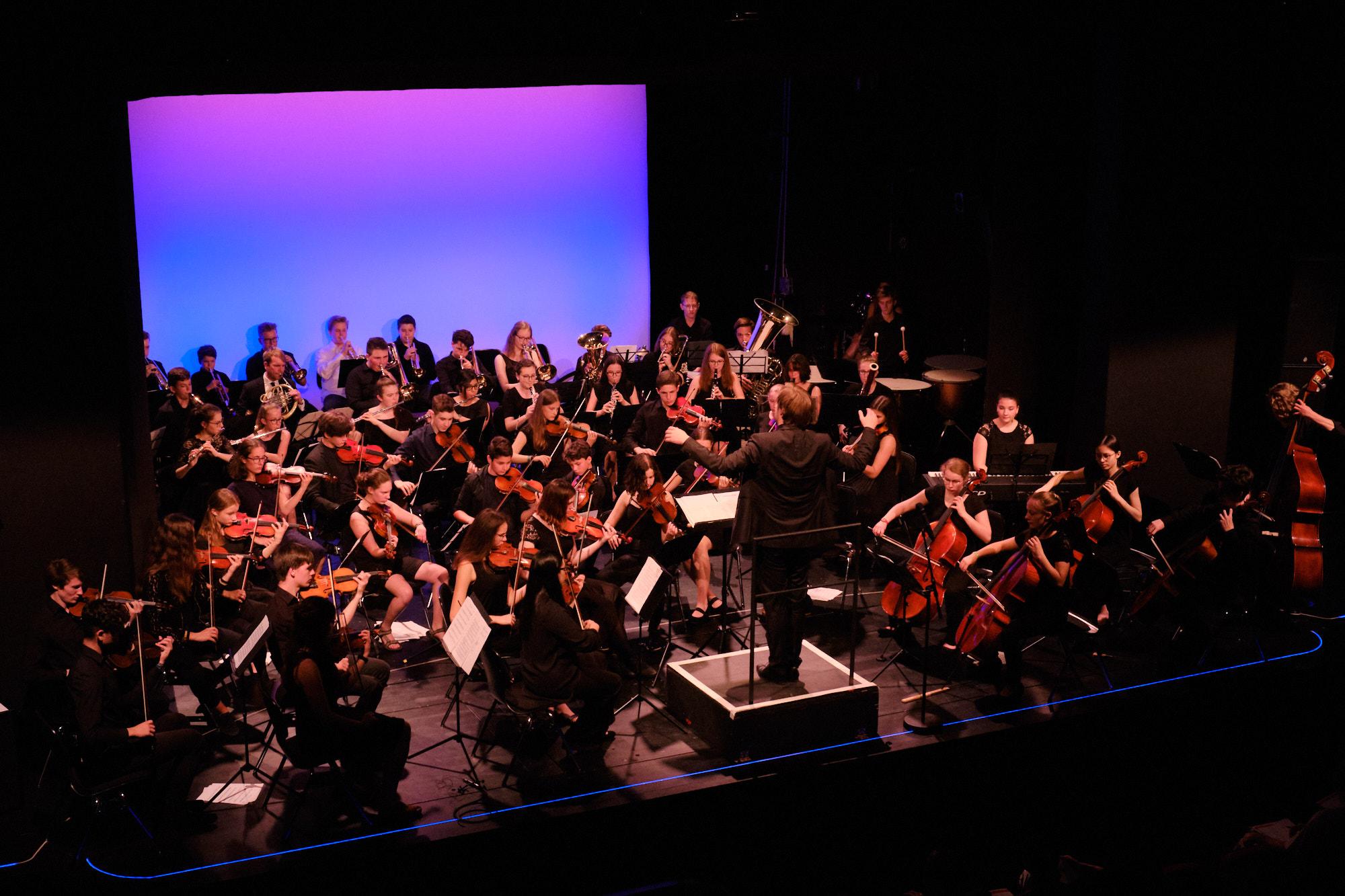 Sinfoniekonzert begeistert Publikum