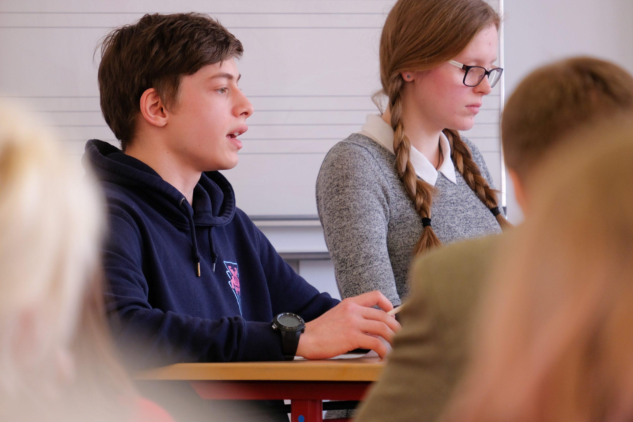 Jugend debattiert: Hebel-Schüler auf Platz 2