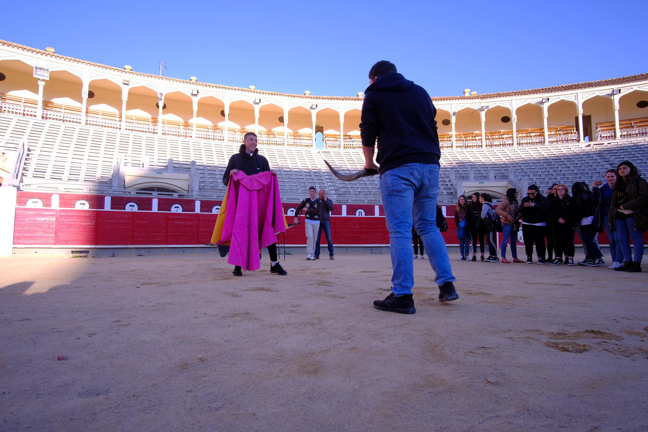 ¡Viva el intercambio! – Pforzheim in Albacete