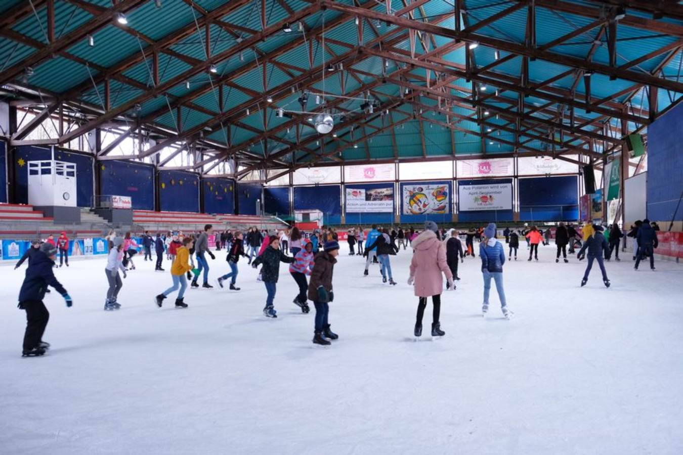 Die Unterstufe on ice