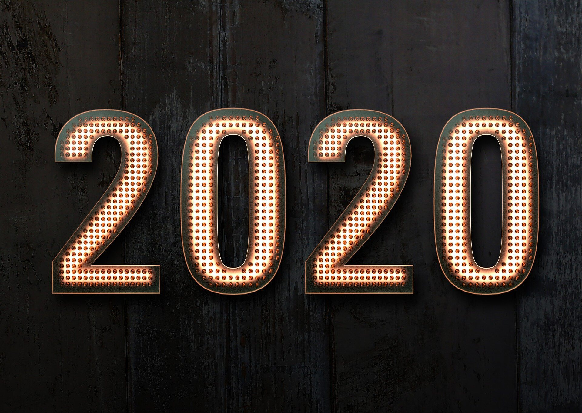 2020 – Happy New Year!