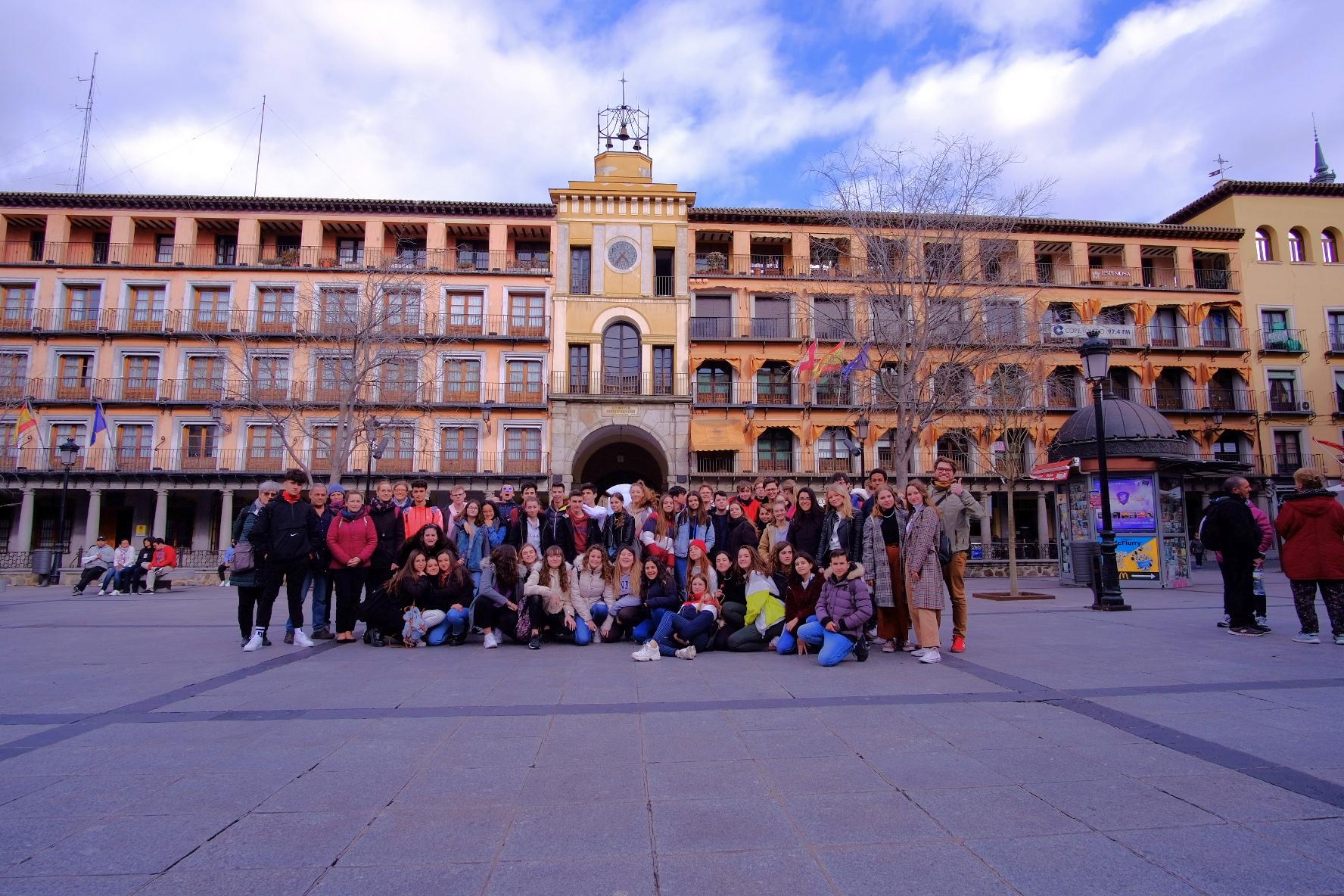 Erasmus+ schnuppert Frühlingsluft in Spanien