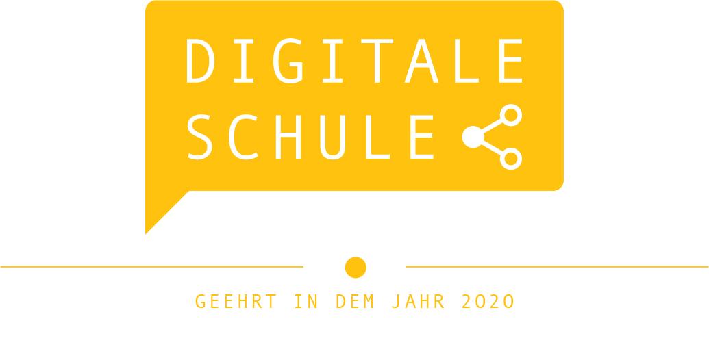 Auszeichnung als Digitale Schule