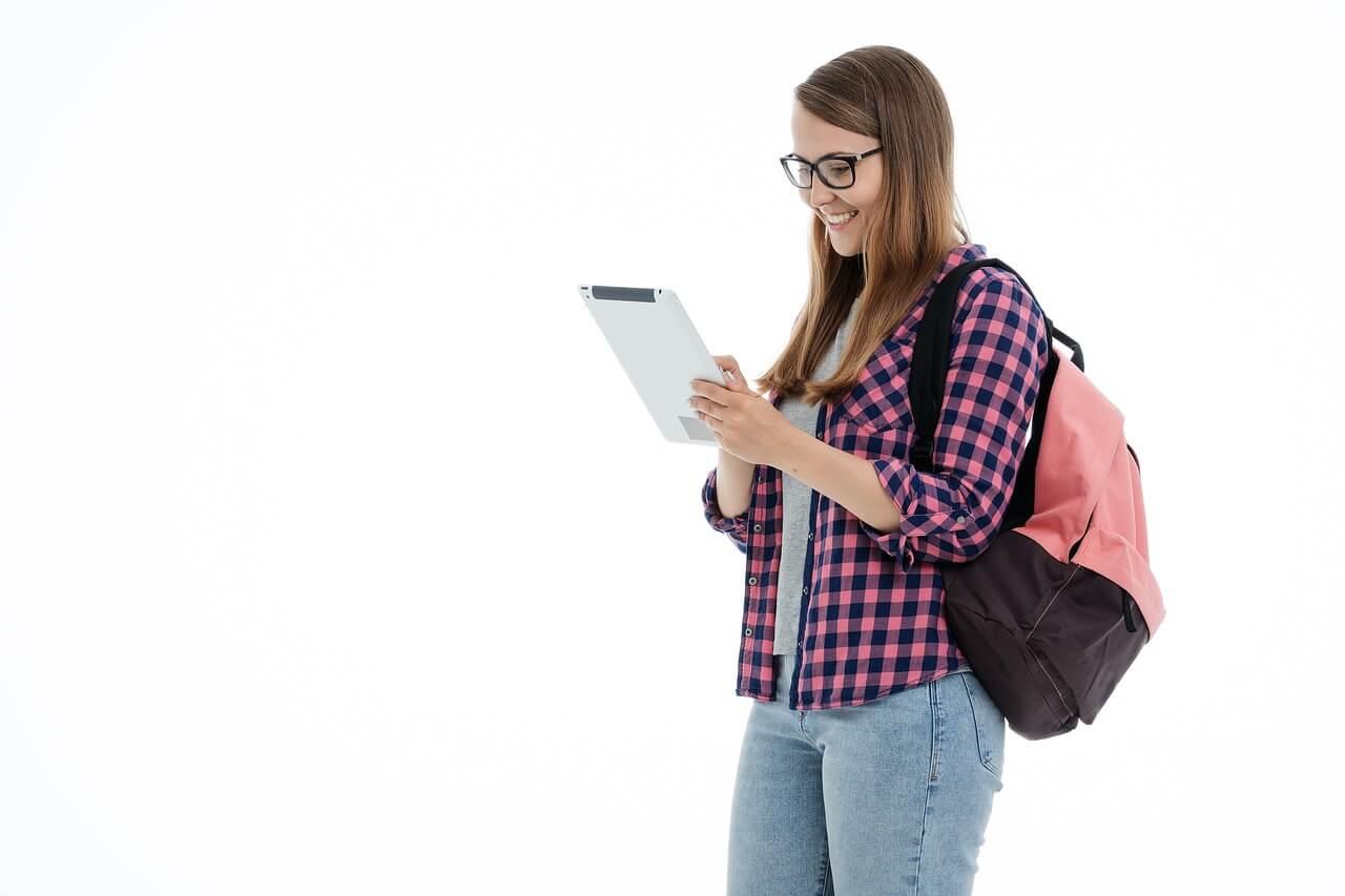 """Tablet als Heftersatz? Wir sagen """"ja"""" für die Kursstufe"""