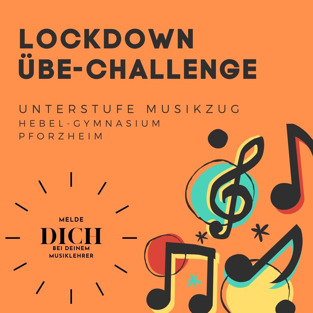 Update: Lockdown-Übe-Challenge
