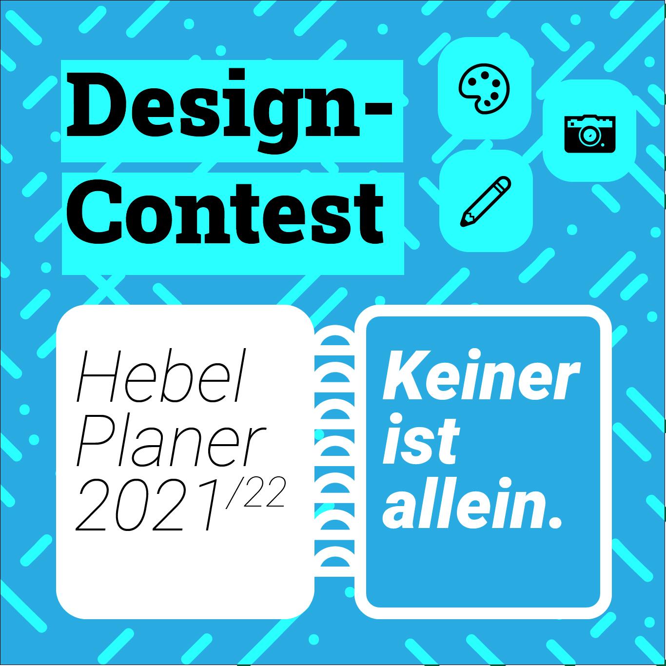 Design-Contest Hebelplaner 2021