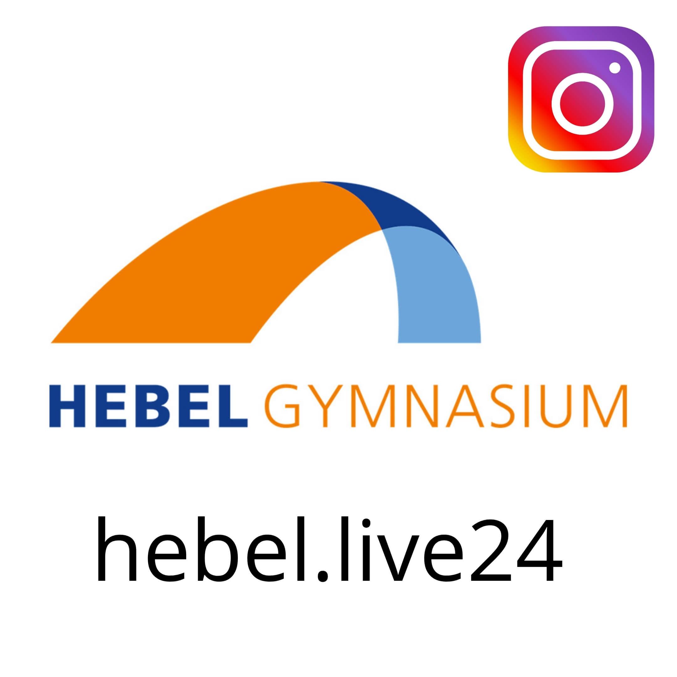 Wir sind auf Instagram (@hebel.live24)