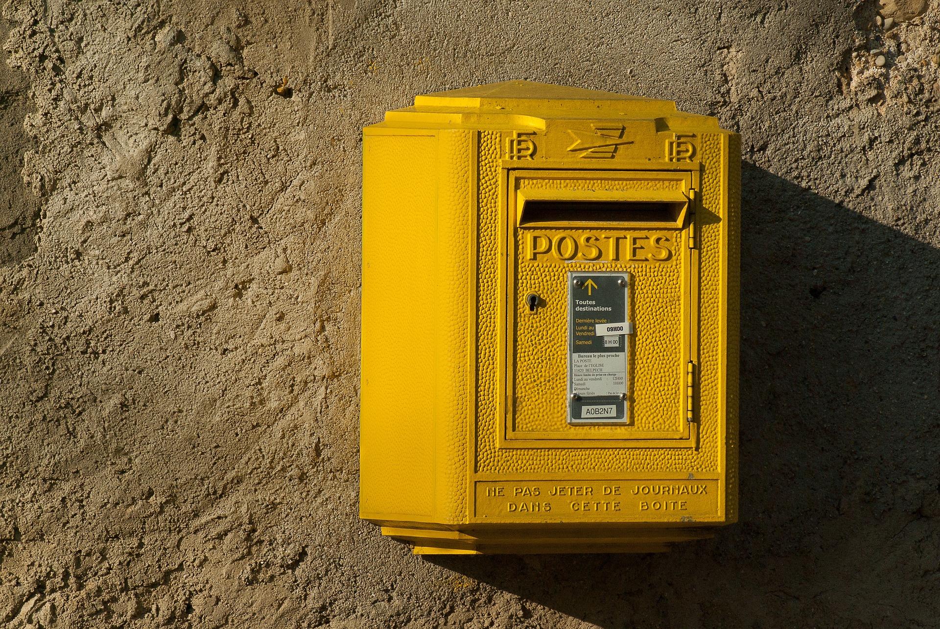 Une lettre à Villé – Ein Brief nach Villé