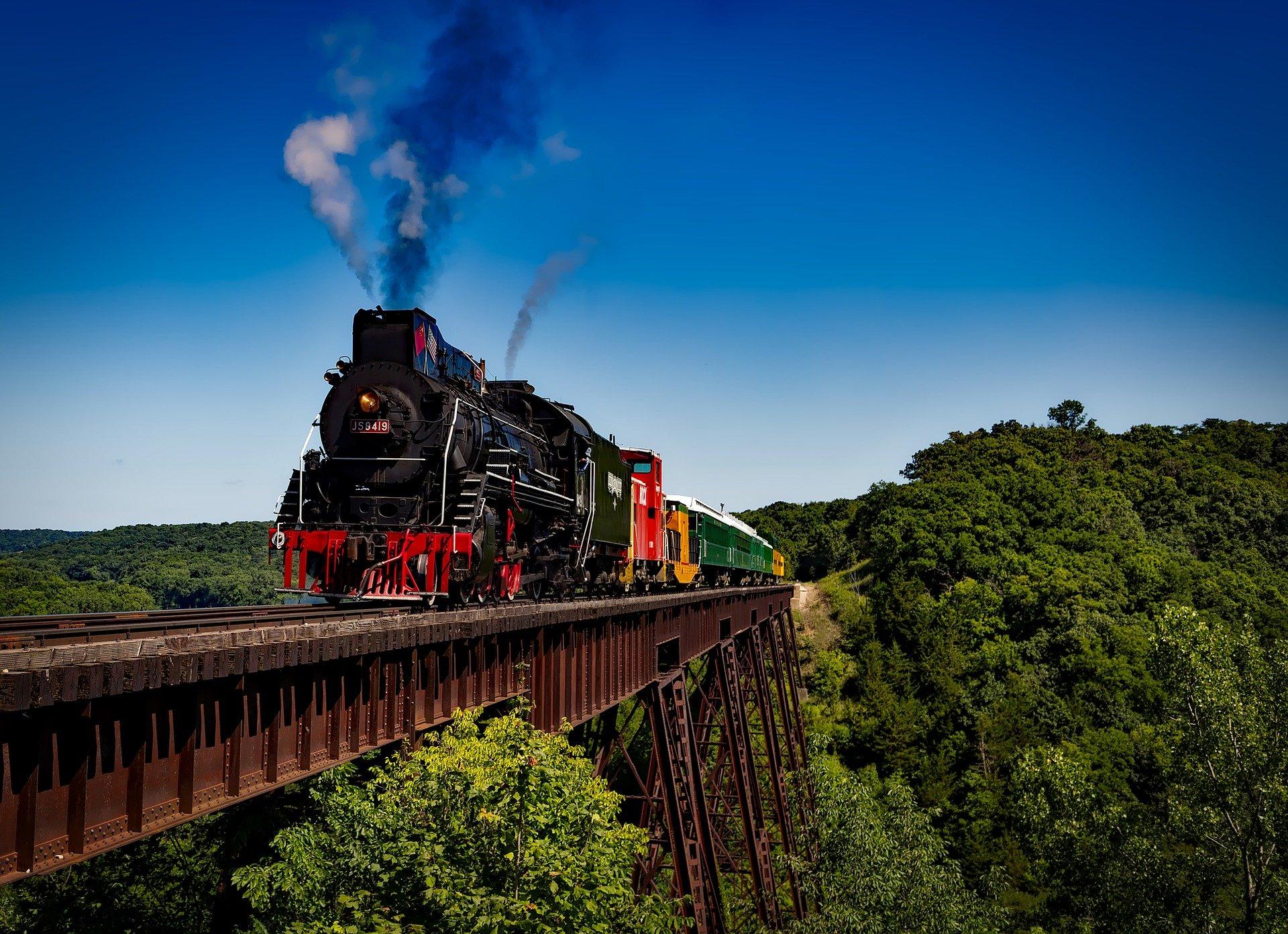 Eine Eisenbahnfahrt mit Folgen